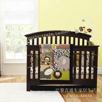 2014 baby bedding set Infant Bedding Sets Nursery Bedding sets 4 pieces