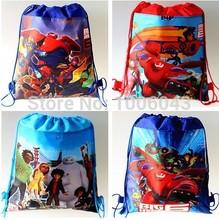 nuevo 2014 congelados anna elsa mochila mochilas escolares congelados cordón bolsas escuela infantil bolsas kids' cestas compra regalo para los niños(China (Mainland))
