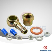 044 FUEL PUMP BANJO FITTING KIT HOSE ADAPTOR UNION 8MM OUTLET TAIL