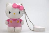NY101 Hello Kitty Usb flash drive Classic Kitty style 8GB 16GB 32GB 64GB usb flash memory Stick pen drive