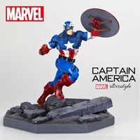 2014 new  mindstyle  Marvel Captain America  collection sculpture model