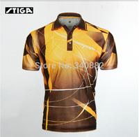 ORIGINAL STIGA T-Shirts table tennis garment Qualilty Guarantee stiga Jacket ping pong stiga sport suit sportswear uniform