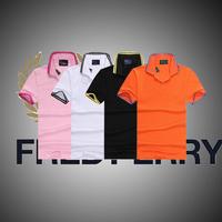 Top quality Men's T Shirt Short Sleeve Cotton T-shirts Male Fashion Brand Design Causal Tshirt For Men Tops & Tees size S-XXL