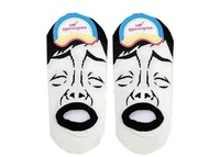 Foreign Trade Single+20pairs/lot+Men/Women/Lovers' 80% Cotton,Cartoon Design Ankle Socks/Sock slippers