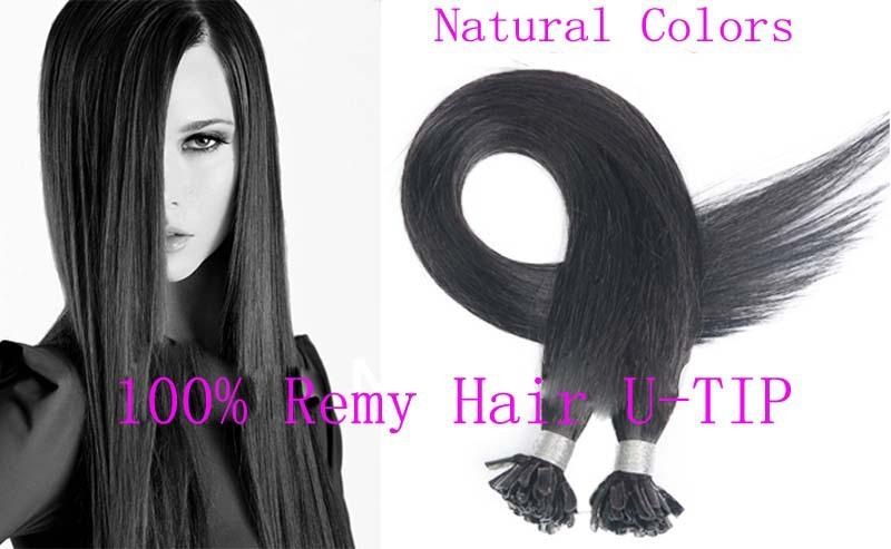 ali pop cabelo brasileiro virgem # 2 Darkest Brown I Dica queratina Glue suave Remy extensão do cabelo humano 100S(China (Mainland))