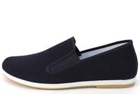 Cotton-made beijing shoes Men single shoes breathable shoes casual shoes slip-resistant wear-resistant