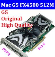 High Quality 100% Mac pro  G5 PCIe nVidia Quadro FX4500 512MB MAC G5 PCI-E Video Card Macpro high quality
