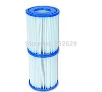equipamento de mergulho 2pcs/set  filter pump cartridge replacement 13.6*10.6 cm suitable for 550/800 gallon bestway filter pump