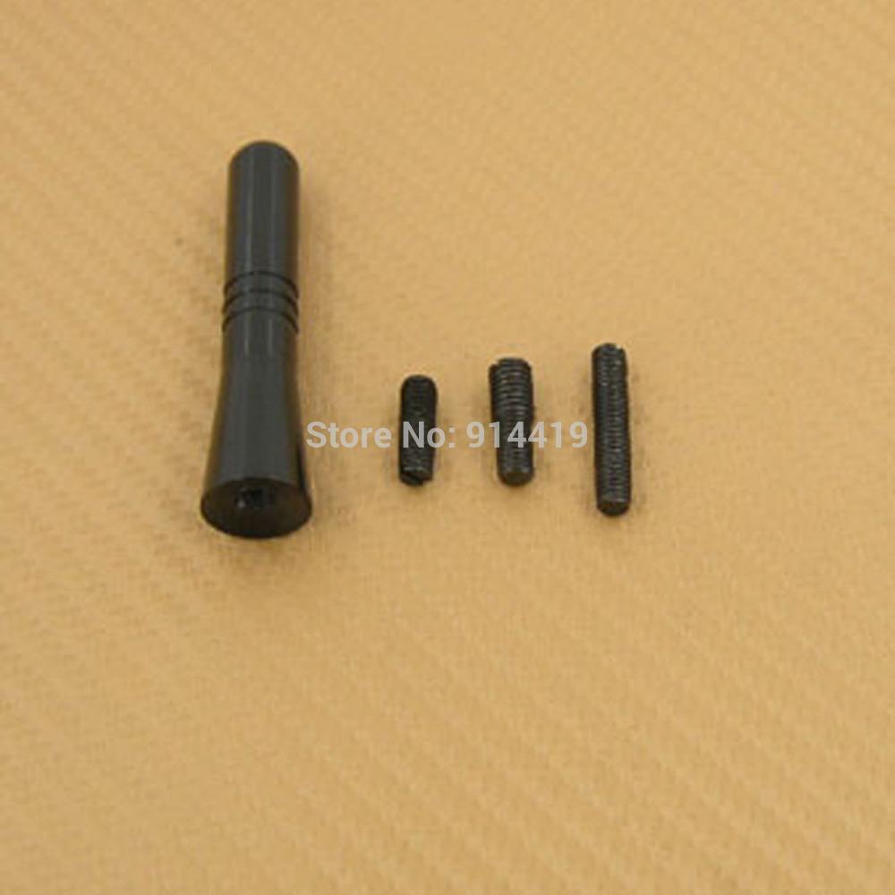 "2.4"" 6cm Short Screw Car Antenna Conversion Type Black For Isuzu i-280 2006(China (Mainland))"