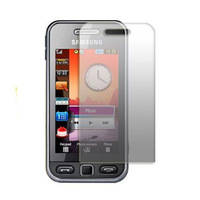 LCD Screen Protector for Samsung S5230 Film With LCD Free Shipping