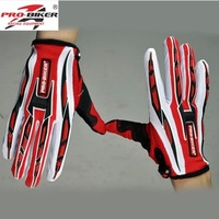 Sports edition racing gloves motorcycle gloves full summer ride motorcycle five fingers gloves