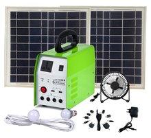 cheap portable solar system