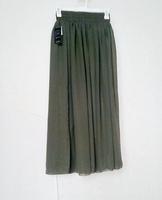 2014Big yards loose women clothing  Chiffon skirt