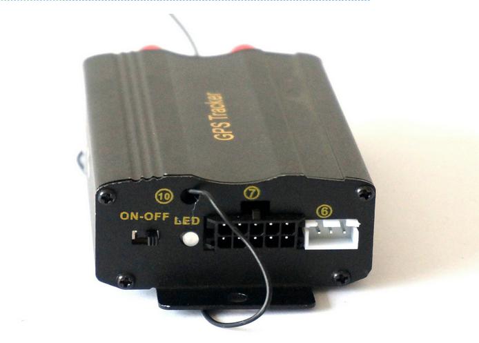 car Gps Tracker TK103B Web-based System+Quadband Alarm Free tracking system Google map Remote Control GPS/GSM/GPRS GLOBAL Track(China (Mainland))