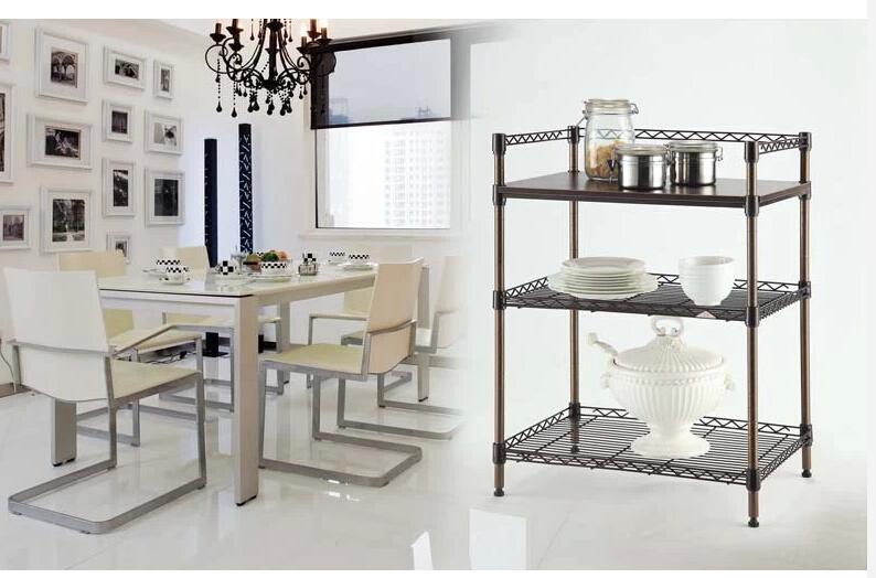Keuken Rek Kopen : Online kopen Wholesale metaal keuken rekken uit China metaal keuken