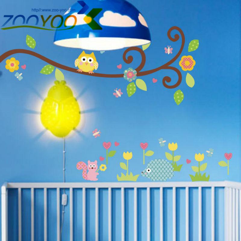 Фото - Стикеры для стен ZooYoo1004 adesivo parede ZYPA-1004-NN стикеры для стен zooyoo1208 zypa 1208 nn