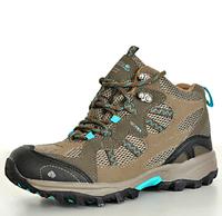 New 2014 outdoor fun & sports brand men/women athletic shoes waterproof mountain climbing hiking boots shoe hunting shoes