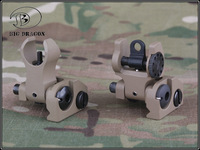 BD Style Battle Sight Set Micro Tritium /DE front and rear sight free shipping