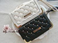 KK nkardashian kollection new arrival ling rivets women's wallet KK bag Day Clutches
