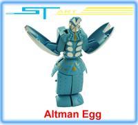2014 Newest Free shipping salted superman altman egg OTT monster anime VS pokemon minion naruto dinosaur egg action fig kids toy