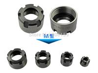 ER11 M, collect nut,   engraving machine fixture nut, CNC part, CNC fixture nut,