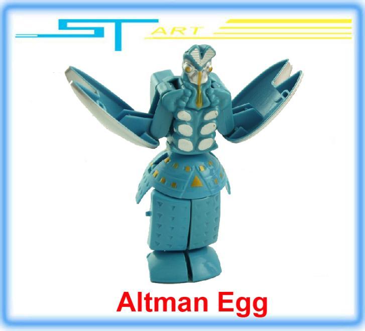 2014 Newest Free shipping salted superman altman egg OTT monster anime VS pokemon minion naruto dinosaur egg action figures News(China (Mainland))