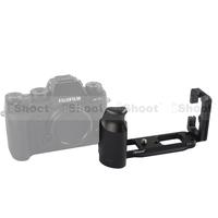 Metal L-shaped Vertical Shoot Quick Release Plate/Camera Holder Bracket Grip for Tripod Ball Head & Fujifilm Fuji X-T1 -HOT ITEM