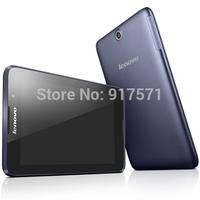 "Original 7"" Lenovo A3500 3G Phone Call Tablet PC MTK8382 Quad Core IPS 1280*800 Dual Camera GPS WIFI Bluetooth WCDMA Tablets"