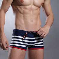 Superbody swimming trunks male boxer swimming trunk fashion swim trunks male swimwear swimming trunks