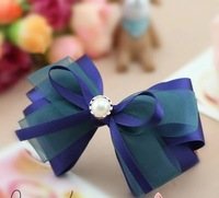 New Hand women fascinator Multiple styles Bow hair accessories for women Handmade accessories for hair free shipping 4pcs/lot