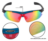New Arrive UV400 Protection Outdoor Sports Goggles Safety Eyewear Black colors ,free shipping