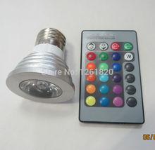 popular coloured spot lights