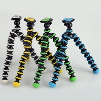1PCS Medium Flexible Octopus Bubble Tripod/Holder/Stand for Digital Camera J0070