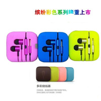 Color XIAOMI Piston II Earphone Headphone with Remote Mic For samsung iphone for XIAOMI MI2 MI2S MI2A Mi1S M1