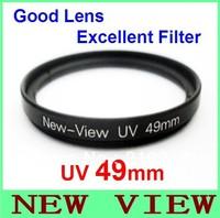 49mm Ultra-Violet UV lens filter  Ultra-thin photography camera d5100 600d d3200 filter kit for Canon Sony Nikon eos Camera