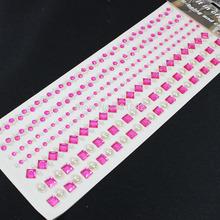 crystal sticker promotion