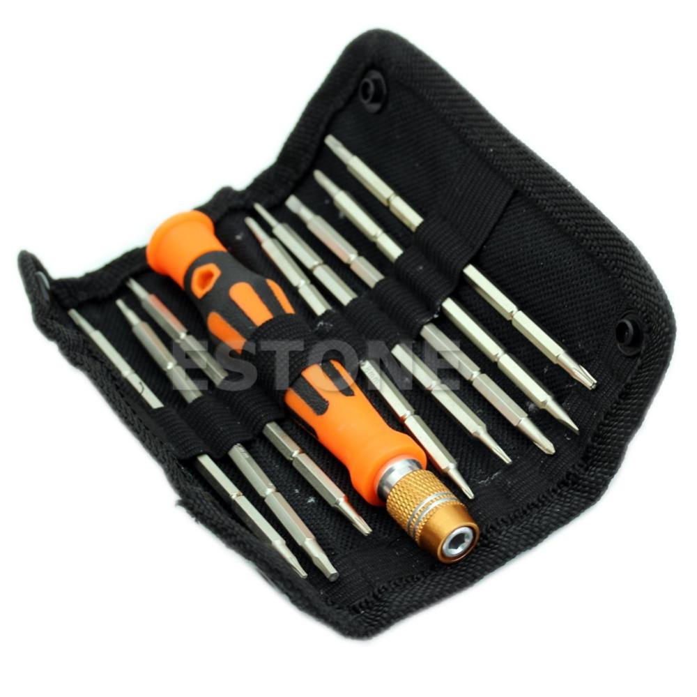 P80 9in1 2-Ways Design Repair Tools Kit Set Screwdriver For Electronics Repairs(China (Mainland))
