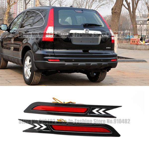 Фонарь тормоза Auto-In-Fashion Len Honda CRV 2010 дисковые тормоза rock 320 fx35 fx45