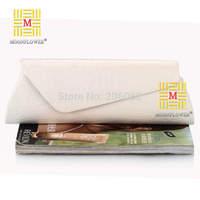 Hot Women PU Leather  Envelope Bag Lady   ladies envelope handbags1 pc/lot free shipping multi color