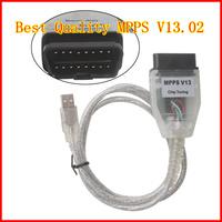 Best Qualtiy MPPS V13.02 ECU Chip Tuning with Multi-language MPPS Professional Diagnostic Connector