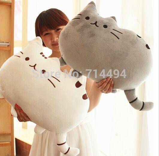 40*30cm pusheen gatto peluche orsacchiotto bambola Peppa bel regalo giocattoli tradizionali regali di compleanno per i bambini