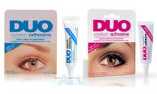 false eyelashes glue promotion