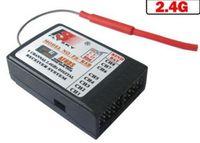 FlySky FS-R8B 2.4G/2.4Ghz 8CH RX 8 Channel RC Receiver for TH9X-B/TH9B TX plane