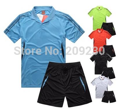 free shipping,2014 world cup man plain football jersey(China (Mainland))