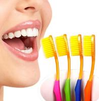 2015 HOT Tooth Brush Dental Material Care Adults  (4pcs/ Sets) Korea Bamboo Charcoal Toothbrush & Color Random