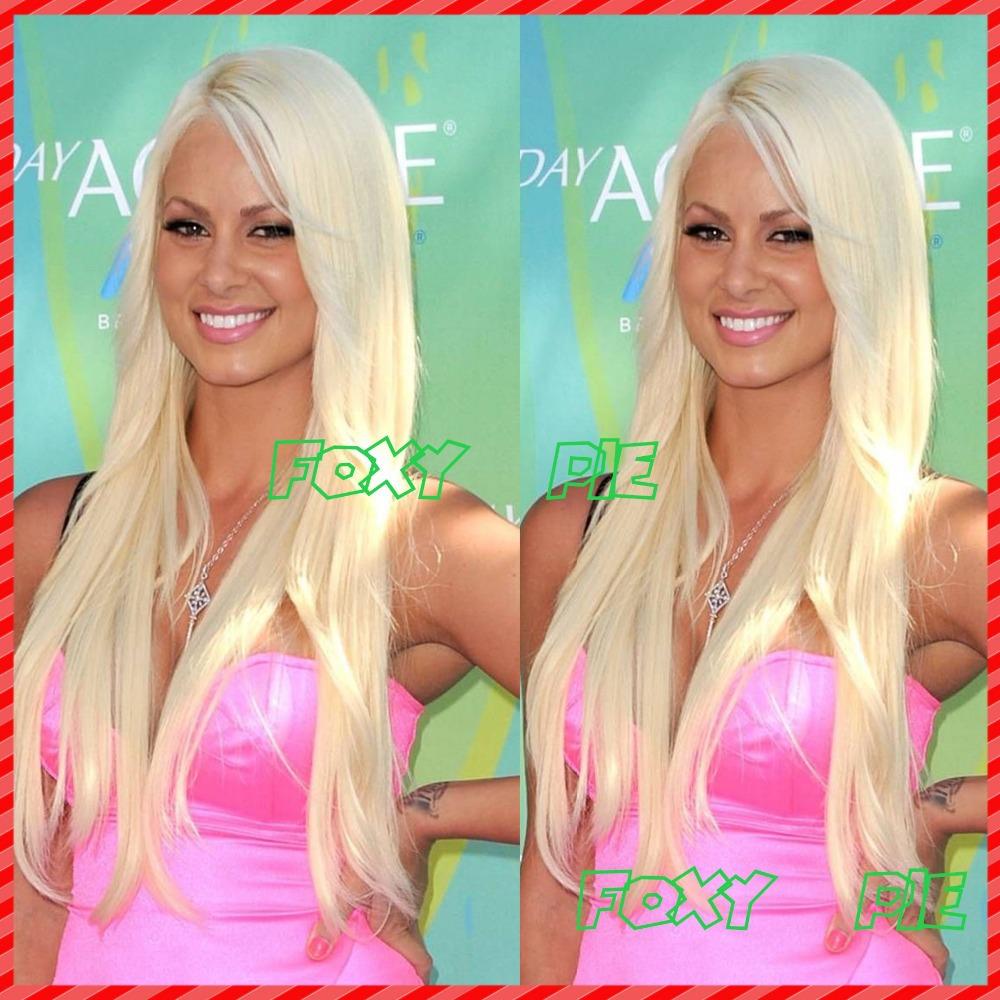 Long Platinum Blonde Wig Human Hair Platinum Blonde Wig Human