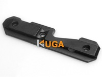 AK-47 Steel Side Dovetail Scope Mount Rail UTG Model TL-M47SR Free Shipping