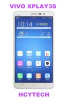 In stock New Original Phone Vivo Xplay3S 3G RAM 32G ROM Quad-core 4G TD LTE 13.0MP 3200mAh NFC GPS  Free shipping