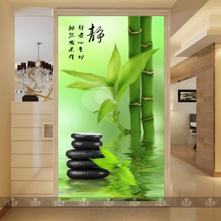 Tapisserie salle de bain bambou 20171023120156 for Plante bambou salle de bain