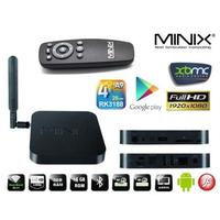 MINIX NEO X7 Android TV Box RK3188 Quad Core Mini PC 1.6GHz 2G/16G WiFi HDMI USB RJ45 OTG SD Card Optical XBMC Smart TV Receiver